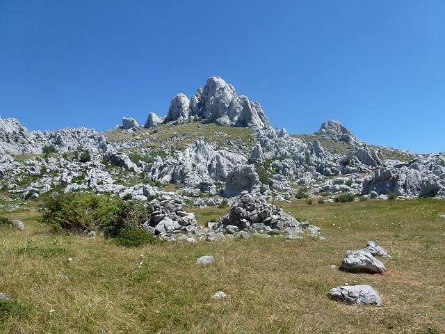 kameny na kopci