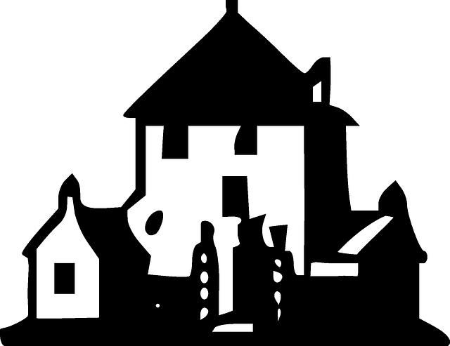 nákres domu