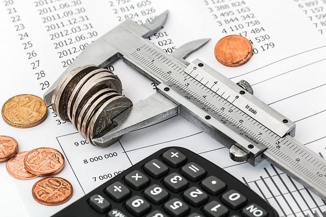 měření peněz