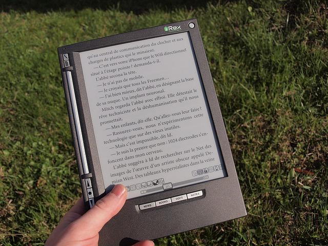 digitální kniha