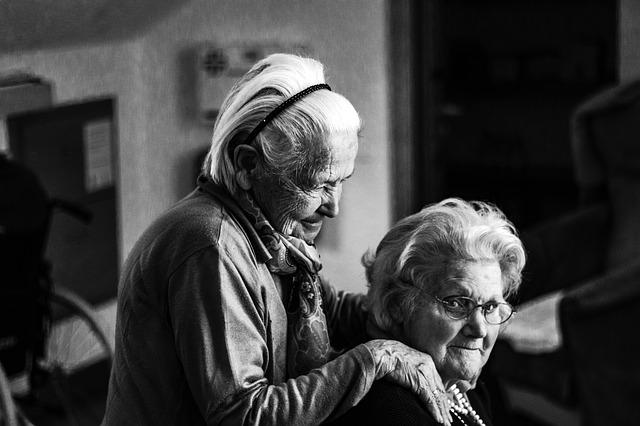 starší ženy