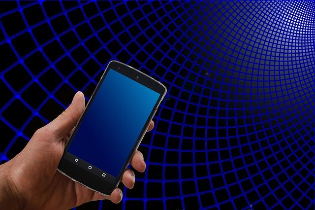 modrá síť