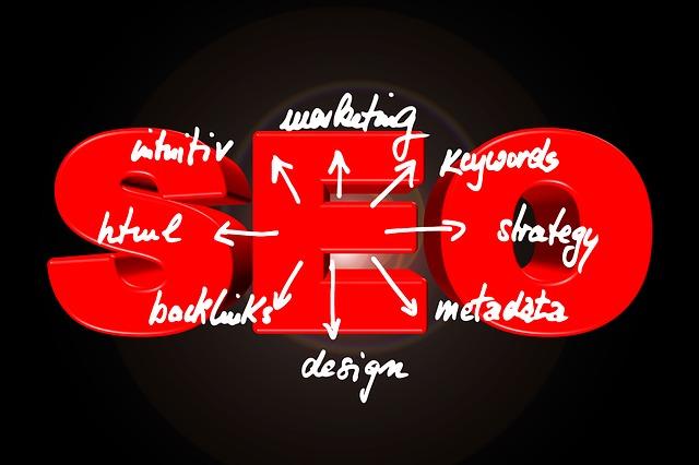 seo struktura