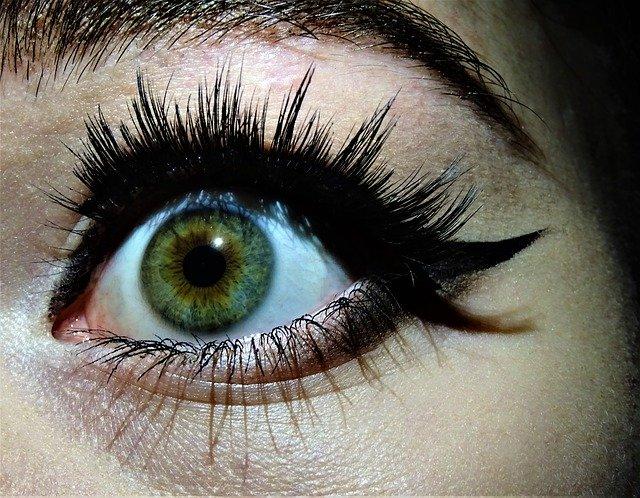 oční linka