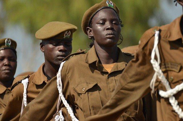 africká armáda