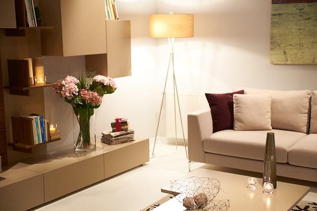 fotka obýváku